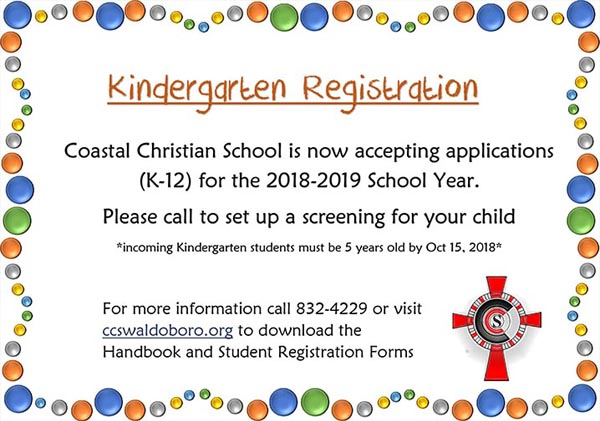 Kindergarten Registration20182019a