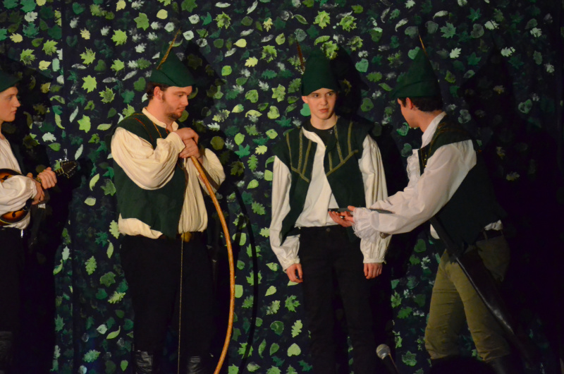 "Drama Program - ""Robin Hood"""