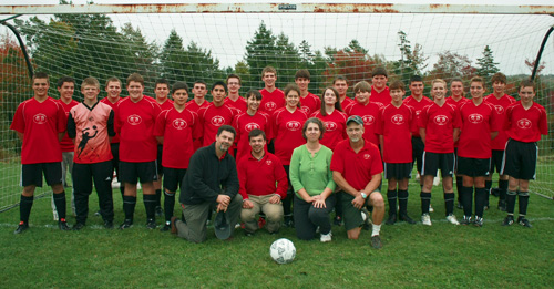 team picture soccer 2010